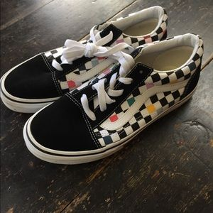 Awesome vans! Like new